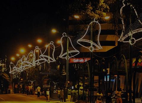 英国城市照明案例