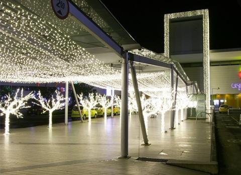 哥伦比亚城市照明案例