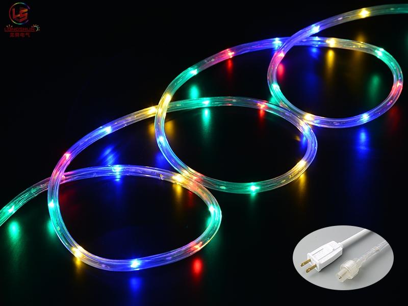 LED柔性铜线灯彩虹管