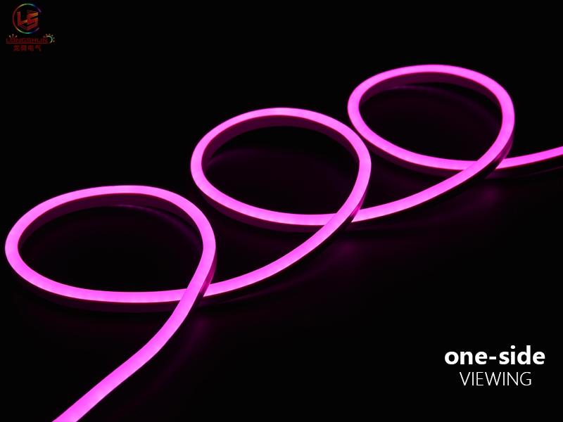 LED柔性单面霓虹灯